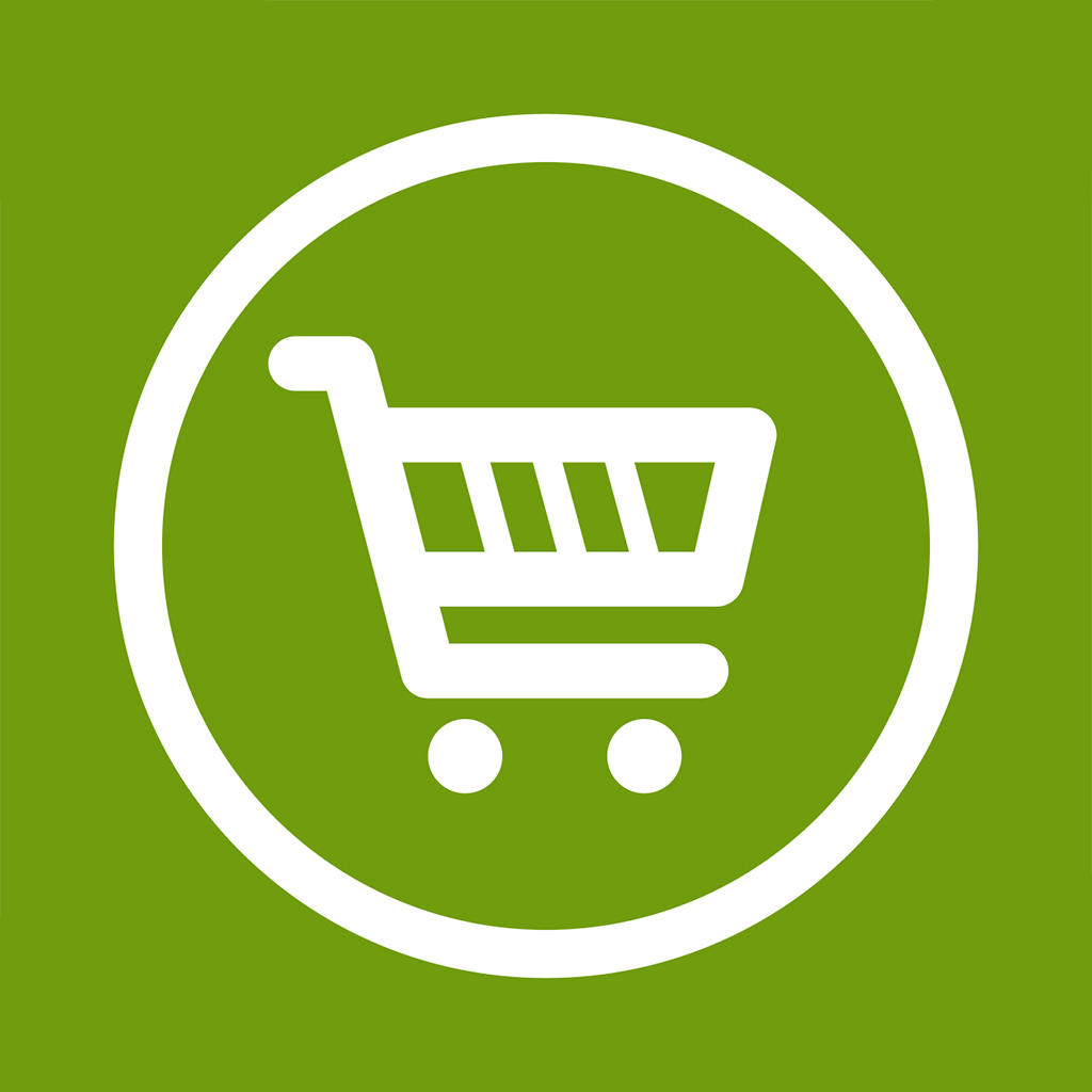 Shopper Pro - Grocery Lists and Recipes app icon